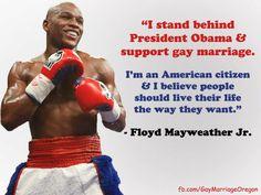 Floyd Mayweather Jr.