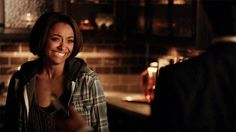 Pin for Later: Why It's OK to Support Bonnie and Damon as The Vampire Diaries' Next Big Couple All the Smiles They enjoy each other, most of the time. And those times make all the bitter disagreements totally forgettable. Just look at them together.