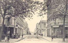 PANTIN -  rue auger