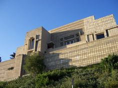 Ennis House / Frank Lloyd Wright