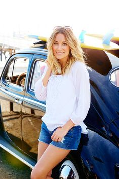 Chic Peek: My May Kohl's Collection Lauren Conrad