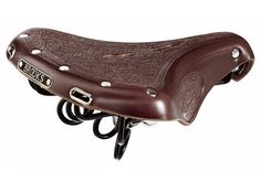 My saddle.....she is so pretty....and so comfortable!!! B18 Lady