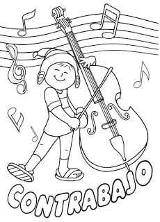 SGBlogosfera. María José Argüeso: Música Music For Kids, My Music, Colouring Pages, Coloring Books, Music Crafts, Music And Movement, Music Activities, Music Classroom, Music Theory