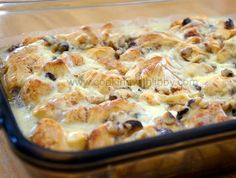 Cinnamon Roll Casserole: From Cooking With Libby