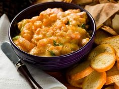 Hot Gulf Shrimp Dip