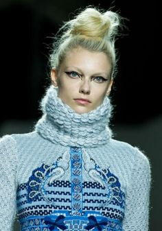 Mary Katrantzou Autumn/Winter 2012