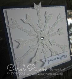 I know, hard to believe, but it's time for Christmas in July! Stampin'Up!,whats up punch,dazzling diamonds glimmer
