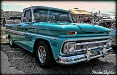 '65 Chevy Truck | Vic Montgomery | Flickr