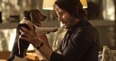 Final 'John Wick' Trailer with Keanu Reeves and Adrianne Palicki -- Keanu Reeves…