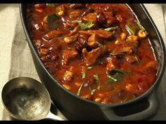 Our popular recipe for Fiery Oven Chili Pot and over other free recipes LECKER. Oven Recipes, Pork Recipes, Cooking Recipes, Healthy Eating Tips, Eating Habits, Healthy Recipes, Czech Recipes, Indian Food Recipes, Vegetable Drinks