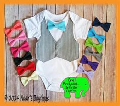 Hey, I found this really awesome Etsy listing at https://www.etsy.com/listing/205855472/baby-boy-clothes-cake-smash-outfit-vest