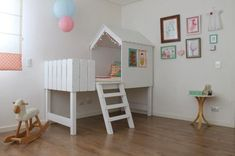 pallet beds for kids room | apartmenttherapy.com