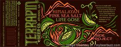 mybeerbuzz.com - Bringing Good Beers & Good People Together...: Terrapin Adding Side Project 31 - Himalayan Pink S...