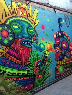 Arte urbano by Hipozz