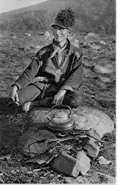 Johan Turi Sami Author Sweden 1922