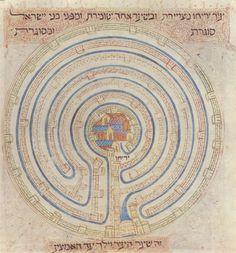 Oceaan van Licht: Het labyrint als pelgrimstocht
