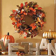 Shenandoah Wreath. A wreath for every holiday/season. #LGLimitlessDesign  #Contest