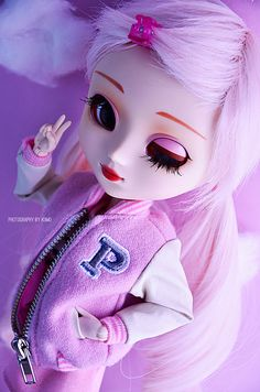 Sugar | Pullip Kirsche | In taking care of Sugar too, SHES T… | Flickr