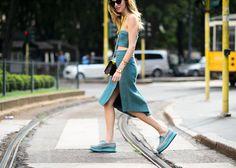 Chiara Ferragni  Street Style Milan Fashion Week