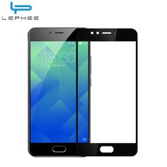 LEPHEE for Meizu M5 Note Film Tempered Glass Meizu M5s Screen Protector 2.5D Full Cover Meizu M5 Mini M5s Glass Film