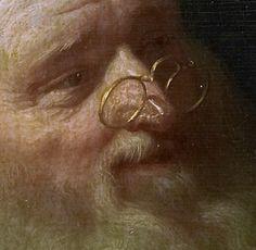 Elk zijn meug (detail), 1670-1675, by Godfried Schalcken (Dutch, 1643-1706)