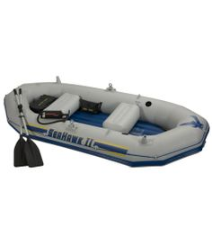 Intex Seahawk 2 Boat Set   - Read our detailed Product Review by clicking the Link below