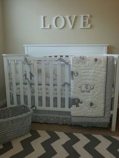 Unisex Nursery - Loving elephants at the moment..And WANT that mat!!