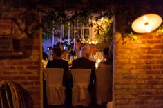 Sfeer: De Kort Catering (locatie Orangerie Domaine Heerstaayen)