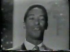 Sam Cooke - You Send Me-and the late Dick Clark, as the young man I remember from American Bandstand introduces this one!!