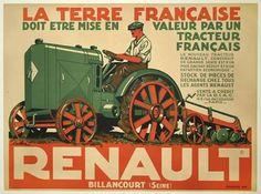 renault ad 1920 - Google 検索