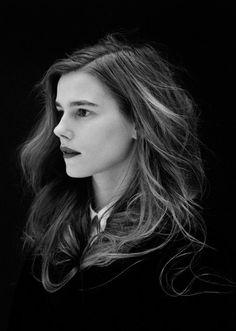 Black and white by Julia Hetta