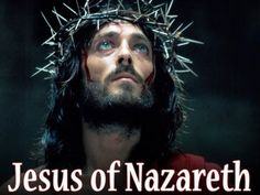 Birth of Jesus to His Death and Resurrection. Jesus of Nazareth - The angel Gabriel was sent to a fine young woman named Mary. Christian Films, Christian Videos, Christian Music, Jesus Resurrection Bible, Jesus Christ, Savior, Donald Pleasence, Peter Ustinov, Anne Bancroft