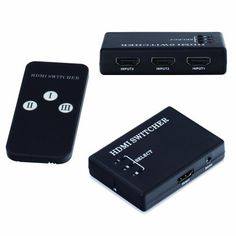 Optimal Shop New 3 Ports HDMI Audio Video Switch Switcher 1080p Splitter Amplifier Remote Box Optimal Shop http://www.amazon.com/dp/B00ND6U3E6/ref=cm_sw_r_pi_dp_mjlexb0ZASQGN