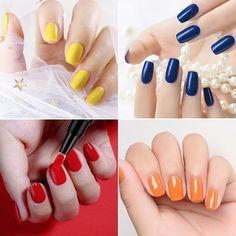 Nail Polish Pens, Gel Nail Varnish, Nail Pen, Uv Nails, Gel Nail Art, Manicure, Nail Nail, Nail Art Designs, Nagellack Design