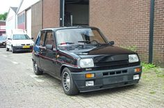 Renault R5 Alpine Turbo 1983