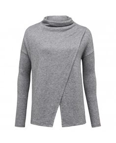 This relaxed grey cross over neck poncho is a cosy addition to your cool weather wardrobe. Layer over skinny jeans and ankle boots for instant off-duty style points. Tops Online, Forever New, Women's Tops, Off Duty, Cowl Neck, Turtle Neck, Blouses, Skinny Jeans, Sweatshirts
