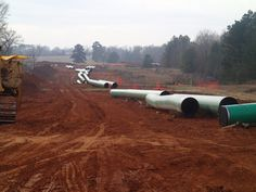 Ken Ilgunas's blog about hiking the Keystone XL pipeline route from Alberta, Canada to Texas