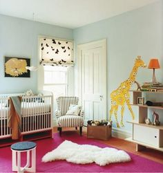 my favorite baby room of all time.