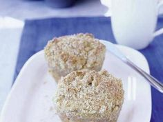 Brown Sugar-Banana Coffee Cakes