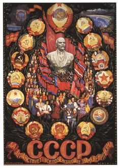 soviet propaganda posters cold war | Added some Soviet Union Cold War Propaganda Posters to www ...