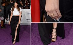 Batalha de looks: Kylie Jenner X Taylor Swift - Moda - CAPRICHO