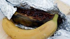 Foto: Nyhetsspiller Eggplant, Sausage, Banana, Dessert, Fruit, Vegetables, Food, Sausages, Deserts