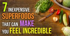 Here are seven healthy food staples that can supercharge your nutrition, and the less commonly known superfoods that can add some adventure to your cooking. http://articles.mercola.com/sites/articles/archive/2015/03/23/super-healthy-foods.aspx
