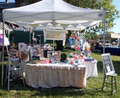 #booth ideas  #craft fair booth