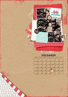 1 photo + calendar