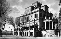 History of Casina Valadier: the most beautiful restaurant of Rome