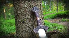 The Suontaka Sword (Finnish: Suontaan miekka) was found in 1968 from a grave along with a body of a woman in Suontaka village of Häme, Finland. The grave dates to approximately 1030 AD but the sword was probably forged earlier in the 10th century. The sword is unique - a matching one has not been found anywhere in the world.