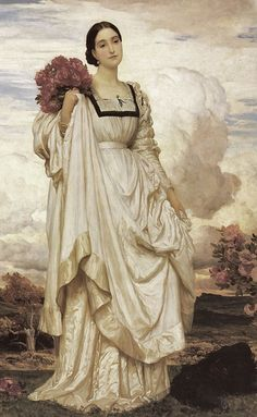 The Countess Brownlow, 1879, by Frederic Leighton