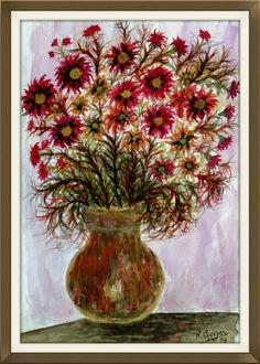Roberto Crespo Rios _ 1993 _ flores