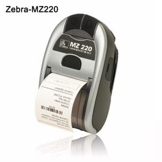 76.37$  Watch here - http://ali4qs.worldwells.pw/go.php?t=32789551336 - Original New For Zebra MZ 220 Mobile Thermal Label Printer Mini portable Bluetooth Label Printer Stock Clearance Price 76.37$